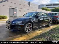 2018 Audi S4 Premium Plus 4dr Car