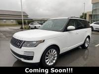 2018 Land Rover Range Rover 3.0L V6 Supercharged HSE