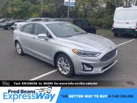 Used 2019 Ford Fusion Energi For Sale | Doylestown PA - Serving Chalfont, Quakertown & Jamison PA | 3FA6P0SU0KR258436