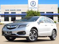 2018 Acura RDX V6 AWD with Advance Package