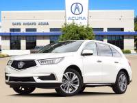 2017 Acura MDX V6 with Technology Package