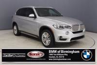 Certified Pre-Owned 2017 BMW X5 eDrive xDrive40e iPerformance SAV in Irondale