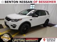 Used 2017 Land Rover Discovery Sport HSE SUV