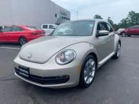 Certified Used 2016 Volkswagen Beetle 1.8T in Gaithersburg