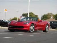 Pre-Owned 2014 Chevrolet Corvette Stingray 3LT VIN 1G1YF3D72E5111727 Stock Number 13559P