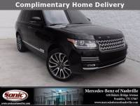 2014 Land Rover Range Rover Supercharged Autobiography in Franklin