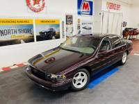 1996 Chevrolet Impala -SS - VERY CLEAN BODY - LOW MILES - SEE VIDEO