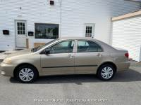 2007 Toyota Corolla CE 4-Speed Automatic