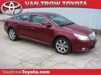 Used 2010 Buick LaCrosse CXS Sedan