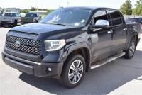 Used 2018 Toyota Tundra 4WD Platinum CrewMax 5.5' Bed 5.7L FFV