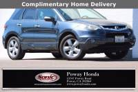 2007 Acura RDX Base w/Technology Package in Poway
