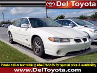 Used 2002 Pontiac Grand Prix GTP For Sale in Thorndale, PA | Near West Chester, Malvern, Coatesville, & Downingtown, PA | VIN: 1G2WR52152F139662