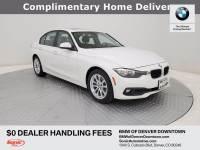 Certified Used 2017 BMW 320i in Denver, CO