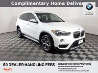 Certified Used 2017 BMW X1 in Denver, CO