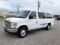 2008 Ford E-350 Extended 11-Passenger Wagon XLT