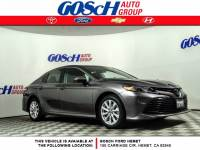 Used 2020 Toyota Camry LE Auto