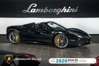 Used 2018 Ferrari 488 Spider For Sale Richardson,TX | Stock# LC651 VIN: ZFF80AMAXJ0235388
