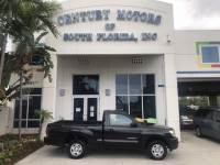 2006 Toyota Tacoma 1-Owner Clean CarFax Low Miles 4 Cylinder CD A/C