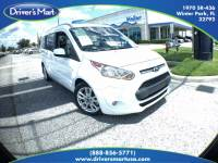 Used 2015 Ford Transit Connect Titanium w/Rear Liftgate For Sale in Orlando, FL (With Photos) | Vin: NM0GE9G72F1195073