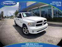 Used 2017 Ram 1500 Express For Sale in Orlando, FL (With Photos) | Vin: 1C6RR6FT2HS723602