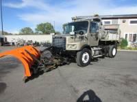 Used 2009 Freightliner M-2 Plow Truck/Dump Truck