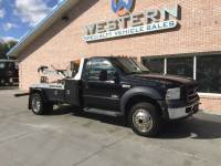 2006 Ford F550 Wrecker Tow Truck