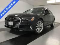 Used 2020 Audi A6 For Sale at Burdick Nissan | VIN: WAUE8AF20LN009668