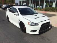 Used 2008 Mitsubishi Lancer Evolution GSR Sedan near Hartford | LW026659A