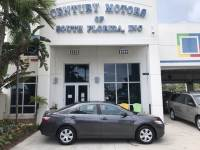 2007 Toyota Camry LE 1-Owner Clean CarFax CD Cloth Seats Cruise