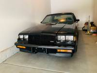 1987 Buick Grand National - LOW MILES - VERY SOLID - ONE OWNER