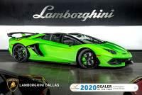 Used 2020 Lamborghini Aventador SVJ Roadster For Sale Richardson,TX | Stock# L1293 VIN: ZHWUN6ZD4LLA09244