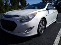2011 Hyundai Sonata Hybrid Premium 4dr Sedan