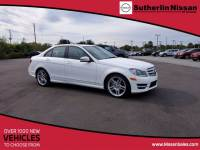 Used 2013 Mercedes-Benz C-Class C 250 Sport Sedan