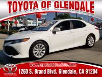 Used 2018 Toyota Camry LE For Sale | Glendale CA | Serving Los Angeles | JTNB11HK8J3047161