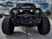 Used 2017 Jeep Wrangler Unlimited RUBICON RHINO ARMOR BLACK OPS