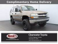 2003 Chevrolet Tahoe LS (4dr 1500 4WD LS) SUV in Clearwater