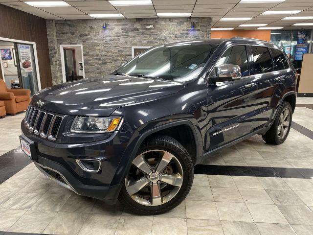 Photo 2014 Jeep Grand Cherokee Limited