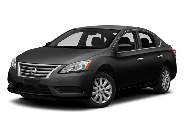 Photo 2014 Nissan Sentra S - Nissan dealer in Amarillo TX  Used Nissan dealership serving Dumas Lubbock Plainview Pampa TX
