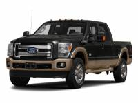 Pre-Owned 2013 Ford Super Duty F-250 SRW King Ranch