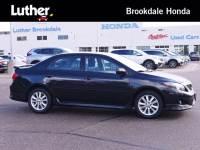 2010 Toyota Corolla S Minneapolis MN | Maple Grove Plymouth Brooklyn Center Minnesota 2T1BU4EE7AC445142