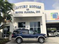 2008 Ford Expedition Eddie Bauer 4x4 Leather 3rd Row 8 Passenger