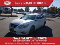 Used 2018 Nissan Altima 2.5 SR Sedan
