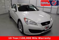 Used 2010 Hyundai Genesis Coupe For Sale at Duncan's Hokie Honda | VIN: KMHHT6KD5AU008209