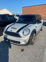 2011 MINI Cooper S Clubman Base