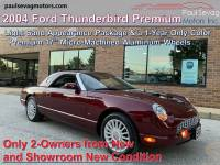 Used 2004 Ford Thunderbird Premium For Sale at Paul Sevag Motors, Inc. | VIN: 1FAHP60A24Y107686