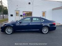 2010 Lexus LS 460 Luxury Sedan AWD 8-Speed Automatic