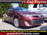 Used 2014 Toyota Avalon Hybrid XLE Touring For Sale in Thorndale, PA | Near West Chester, Malvern, Coatesville, & Downingtown, PA | VIN: 4T1BD1EB0EU035579