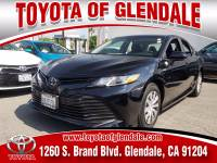 Used 2018 Toyota Camry Hybrid LE For Sale | Glendale CA | Serving Los Angeles | 4T1B31HK7JU002829