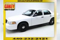 Used 2011 Ford Crown Victoria Police Interceptor Sedan For Sale in Bedford, OH