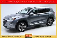 Used 2019 Hyundai Santa Fe Ultimate 2.0 SUV For Sale in Bedford, OH